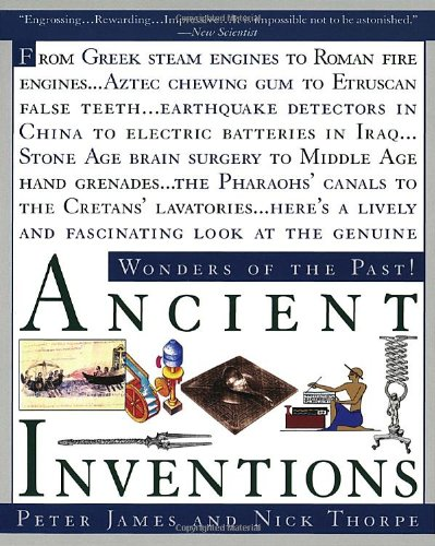 9780345401021: Ancient Inventions