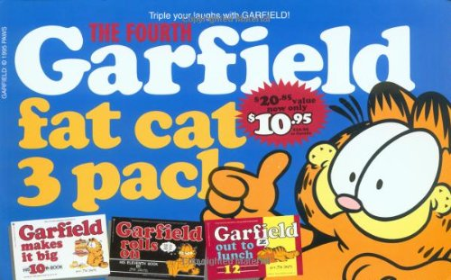 9780345402387: The Fourth Garfield Fat Cat Three Pack