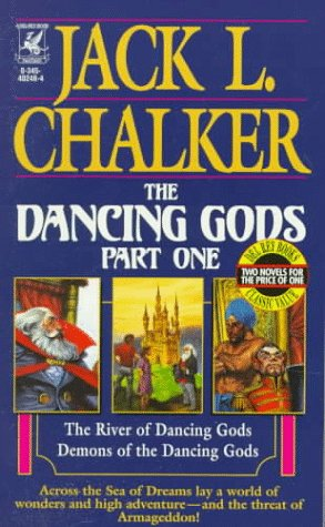 9780345402462: Dancing Gods, Part 1: River of the Dancing Gods / Demons of the Dancing Gods