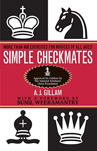 9780345403070: Simple Checkmates: More Than 400 Exercises for Novices of All Ages!