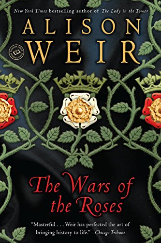 9780345404336: The Wars of the Roses