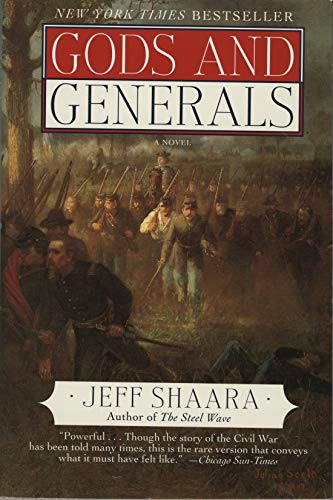 Gods and Generals.: SHAARA, JEFF