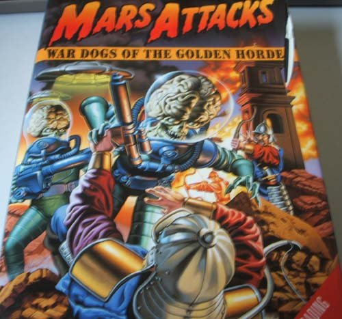 9780345404961: Mars Attacks #2: War Dogs of the Golden Horde