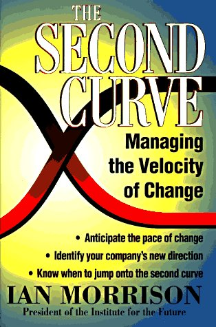 9780345405418: The Second Curve: Managing the Velocity of Change
