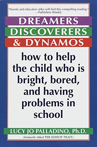 Dreamers, Discoverers & Dynamos: How to Help: Lucy Jo Palladino