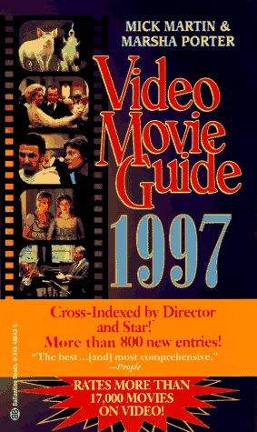Video Movie Guide 1997: Porter, Marsha
