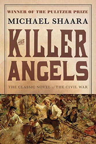 9780345407276: The Killer Angels: The Classic Novel of the Civil War (Civil War Trilogy)