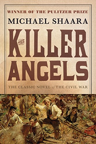9780345407276: The Killer Angels: The Classic Novel of the Civil War (Civil War Trilogy)