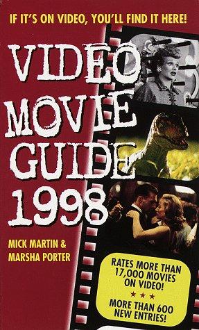 9780345407931: Video Movie Guide 1998 (Annual)