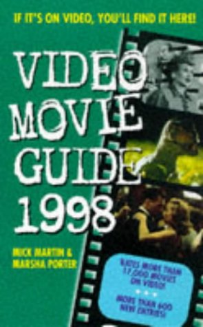 9780345407948: Video Movie Guide 1998 (DVD & Video Guide (Quality Paper))