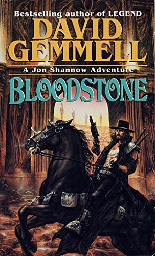 9780345407979: Bloodstone (Jon Shannow Adventure)