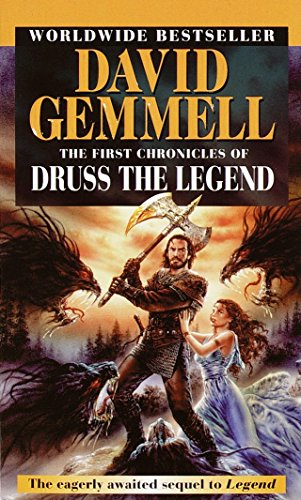 9780345407993: The First Chronicles of Druss the Legend (Drenai Sagas)