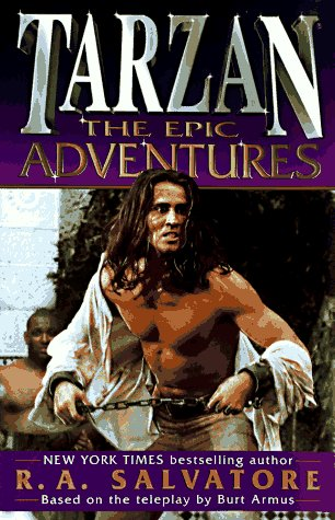 9780345408105: Tarzan: The Epic Adventures