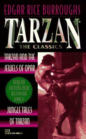 Tarzan the Classics, Vol. 2: Tarzan and: Burroughs, Edgar Rice