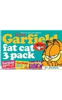 The Sixth Garfield Fat Cat 3-pack.
