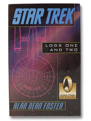 9780345409393: Star Trek: Logs One and Two