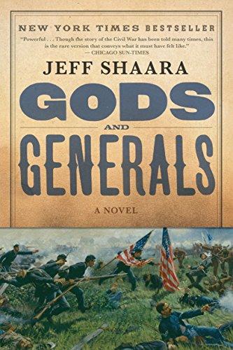 9780345409577: Gods and Generals: A Novel of the Civil War (Civil War Trilogy)