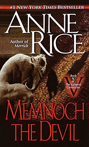 9780345409676: Memnoch the Devil (Vampire Chronicles)