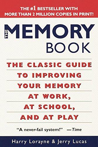 9780345410023: The Memory Book