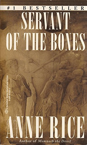 Servant of the Bones: A Novel