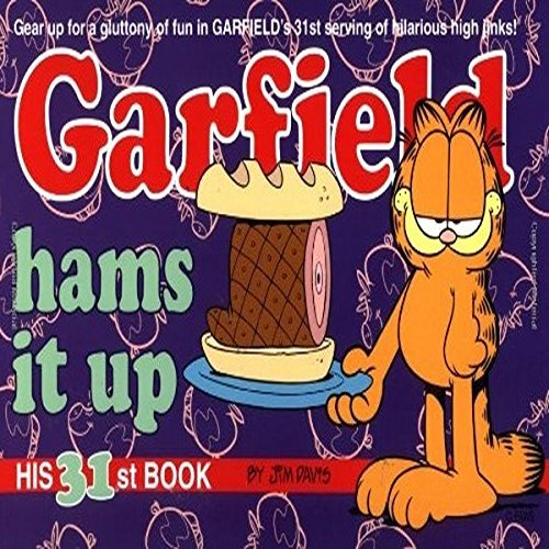 9780345412416: Garfield Hams It Up (Garfield #31)