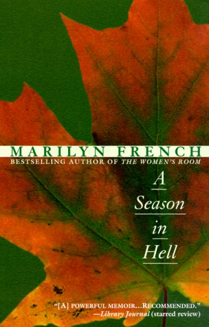 9780345412683: A Season in Hell: A Memoir