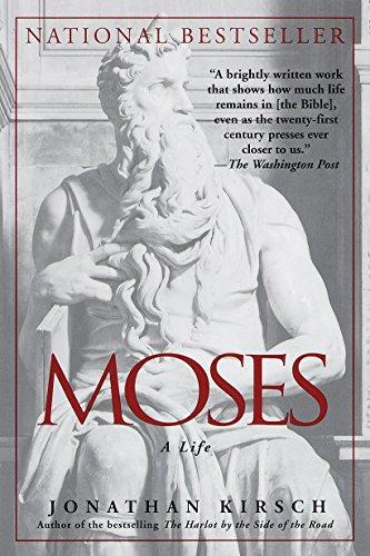 9780345412706: Moses: A Life