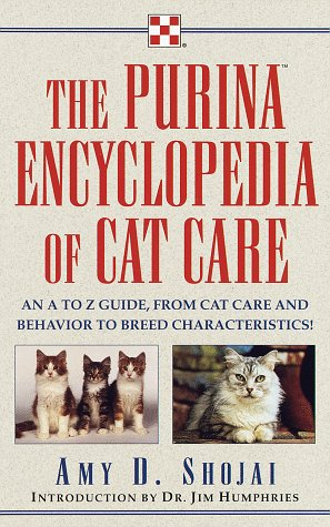 Purina Encyclopedia of Cat Care: Shojai, Amy