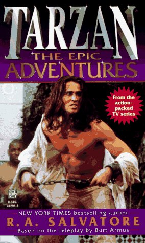 9780345412959: Tarzan: The Epic Adventures