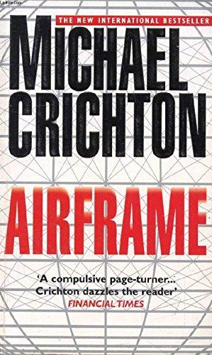 9780345412997: Airframe