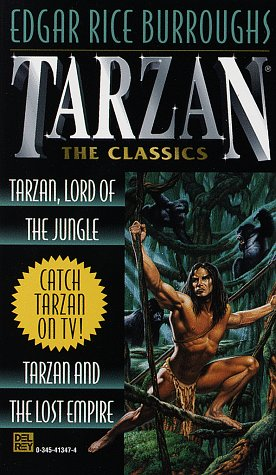 9780345413475: Tarzan, Lord of the Jungle/Tarzan and the Lost Empire: 2 In 1