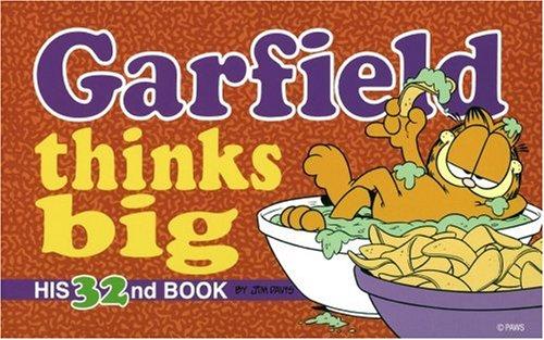Garfield Thinks Big (Garfield (Numbered Paperback)): Davis, Jim