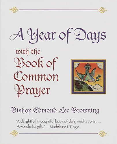 9780345416827: A Year of Days with the Book of Common Prayer