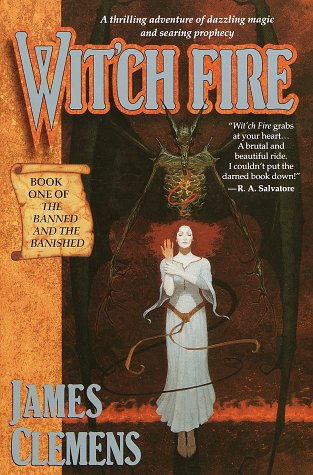 9780345417053: Wit'ch Fire (The Banned and the Banished, Book 1)