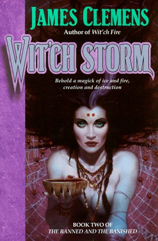 9780345417077: Wit'ch Storm (The Banned and the Banished, Book 2)