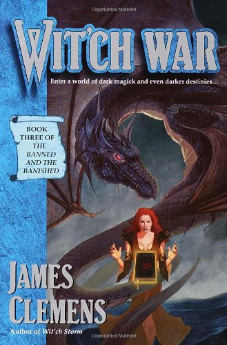 9780345417091: Wit'ch War (The Banned and the Banished, Book 3)