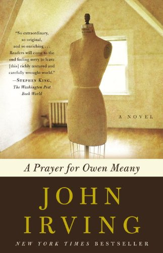 A Prayer for Owen Meany: A Novel (Ballantine Reader's Circle)