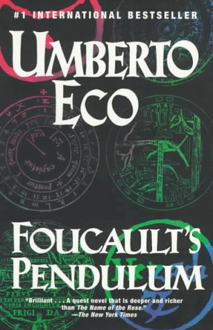 9780345418272: Focault's Pendulum