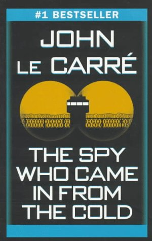 George Smiley: The Spy Who Came in from the Cold
