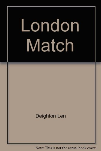 9780345418357: London Match (MM to TR Promotion)
