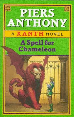 9780345418494: A Spell for Chameleon: (#1) (Xanth)