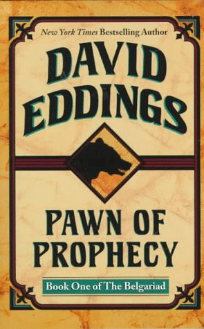 9780345418883: Pawn of Prophecy (Belgariad, Book 1)