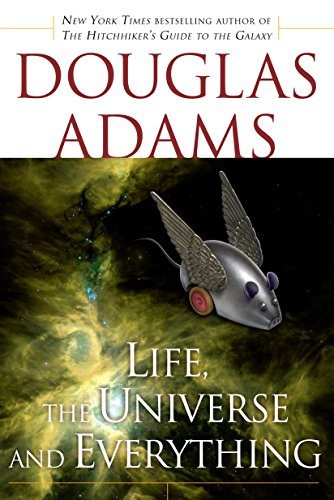 Life, the Universe and Everything: Douglas Adams