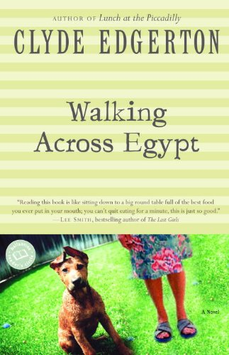 9780345419071: Walking Across Egypt (Ballantine Reader's Circle)