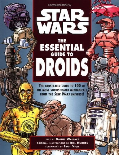 9780345420671: The Essential Guide to Droids (Star Wars)