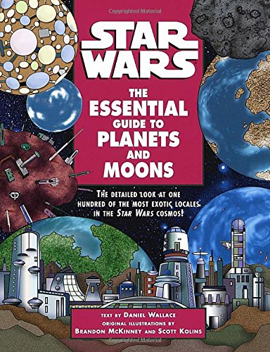 9780345420688: The Essential Guide to Planets and Moons: Star Wars (Star Wars: Essential Guides)