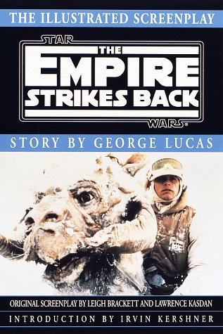 9780345420701: Illustrated Screenplay: Star Wars: Episode 5: The Empire Strikes Back