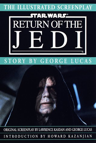 9780345420794: Illustrated Screenplay: Star Wars: Episode 6: Return of the Jedi