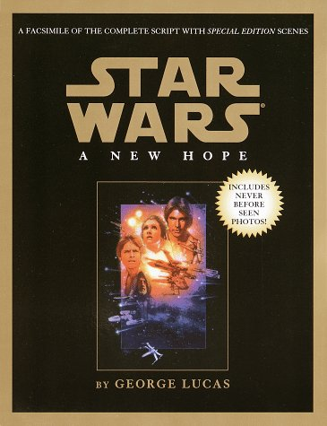9780345420800: Script Facsimile: Star Wars: Episode 4: A New Hope
