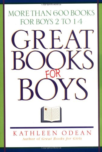 9780345420831: Great Books for Boys